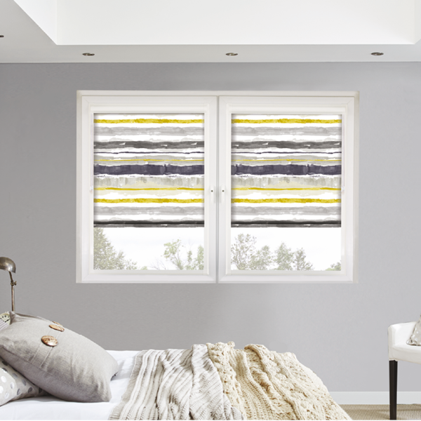 Perfect Fit Roller Blind Bedroom