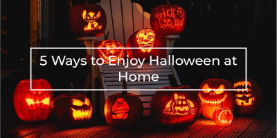 5 Ways to Enjoy Halloween at Home