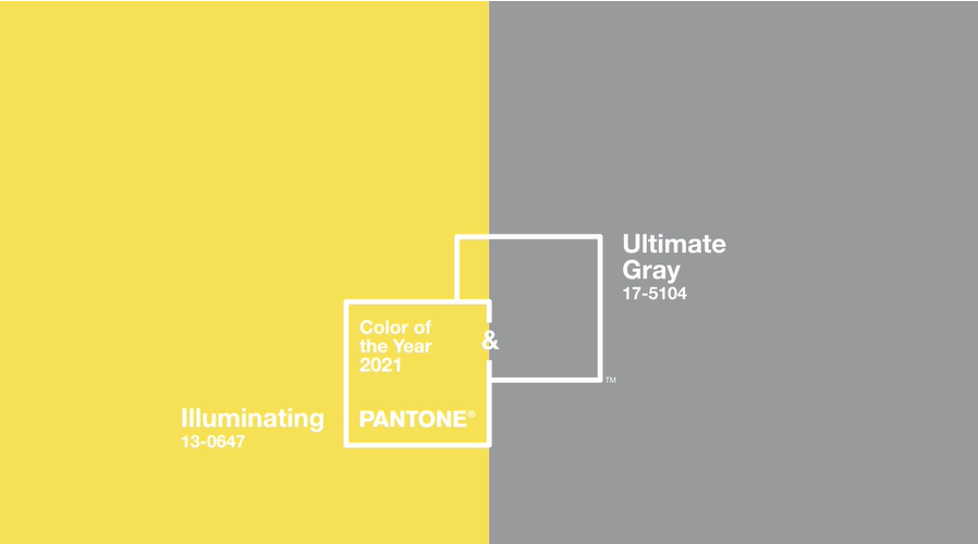 Pantone 2021 Colour of the Year