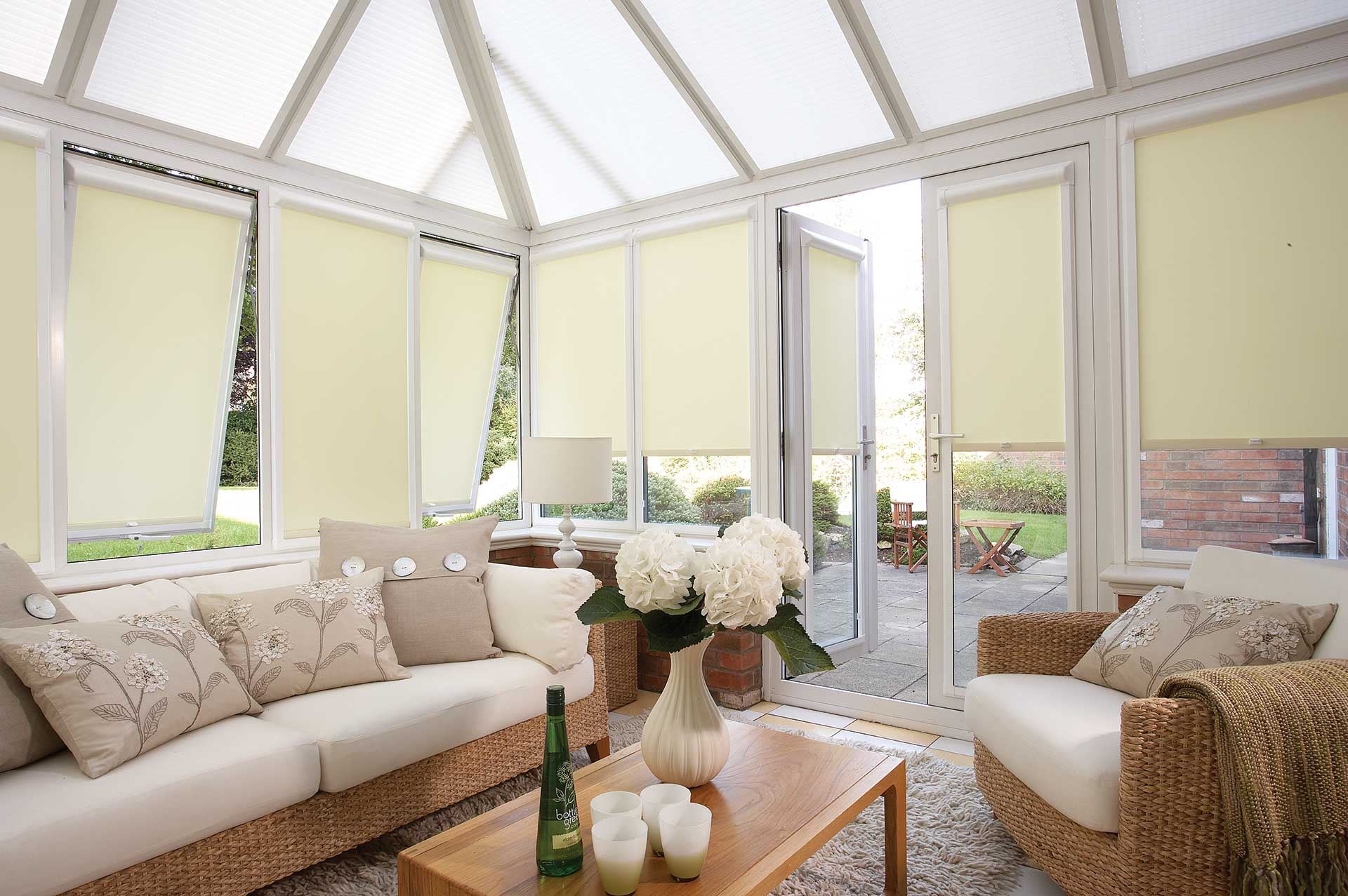 Perfect Fit Roller Blinds by Direct Order Blinds