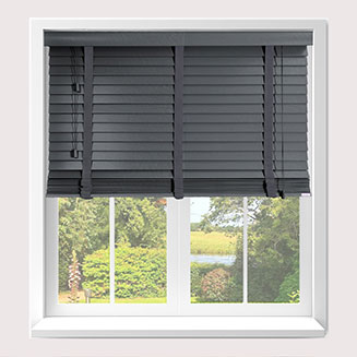 Timberlux Wooden Venetian Blinds with Tapes