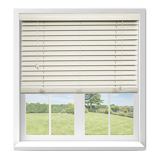 Fauxwood PVC Venetian Blinds
