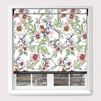 Louvolite 70mm Open Cassette Roller Blinds