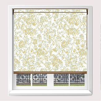 louvolite 40mm Open cassette Roller Blinds