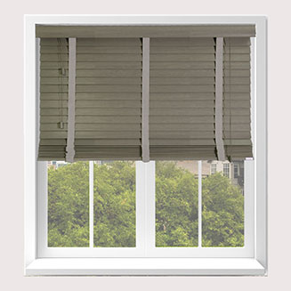 Sunwood Wooden Venetian Blinds with Tapes