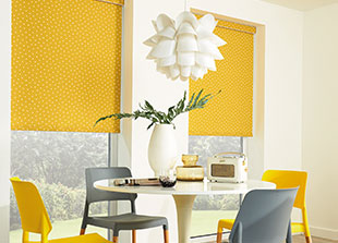 Louvoloite 70mm Open cassette Roller Blinds