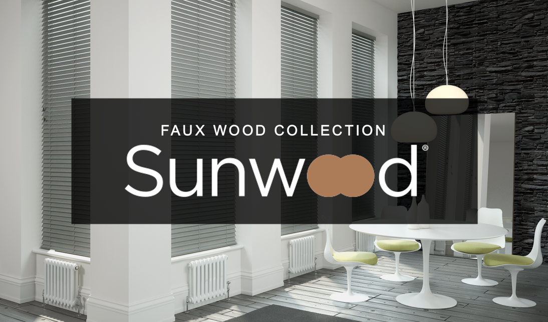 Brand New Faux Wood Collection from Sunwood